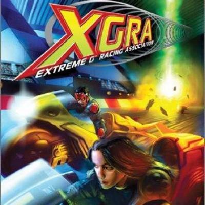 Foto van Xgra Extreme G Racing Association XBOX