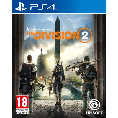 Foto van Tom Clancy's The Division 2 PS4