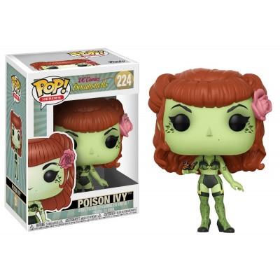 Foto van Pop! Heroes: DC Comics Bombshells - Poison Ivy FUNKO