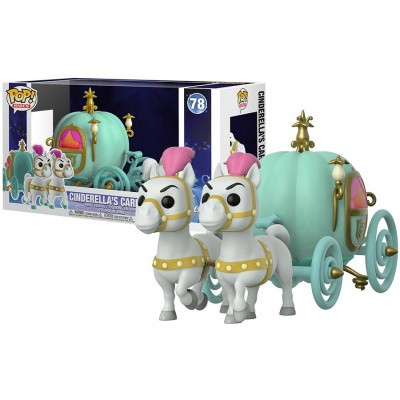 Foto van Pop! Disney: Cinderella - Cinderella's Carriage FUNKO