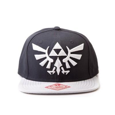 Foto van Nintendo - Zelda Cap With Grey Logo Snapback MERCHANDISE