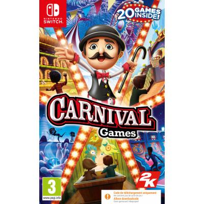 Foto van Carnival Games (Download Code) SWITCH