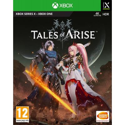 Foto van Tales of Arise XBOX SERIES X