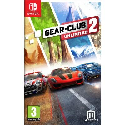 Gear.Club Unlimited 2 SWITCH