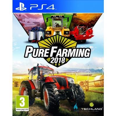 Foto van Pure Farming 2018