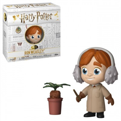 5 Star: Harry Potter - Ron Weasley Herbology Vinyl FUNKO