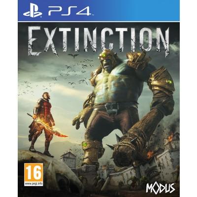 Foto van Extinction PS4