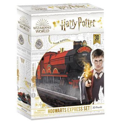 Wizarding World: Harry Potter - Hogwarts Express Set 3D Puzzle