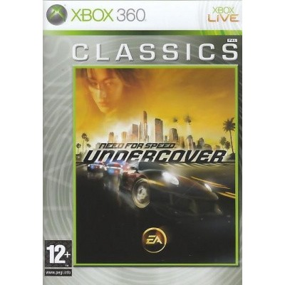 Foto van Need For Speed Undercover (Classics) XBOX 360