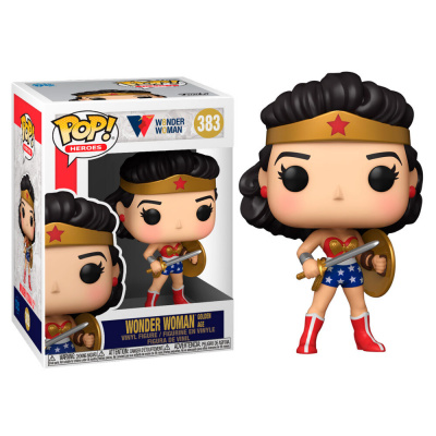 Pop! Heroes: DC Wonder Woman 80th Anniversary - Wonder Woman Golden Age FUNKO