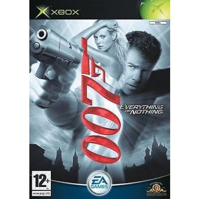 James Bond 007 Everything Or Nothing XBOX