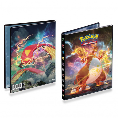 TCG Pokémon Sword & Shield Darkness Ablaze Portfolio 4-Pocket POKEMON