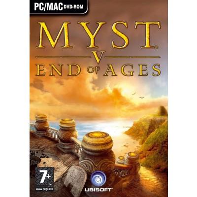 Foto van Myst V End Of Ages PC