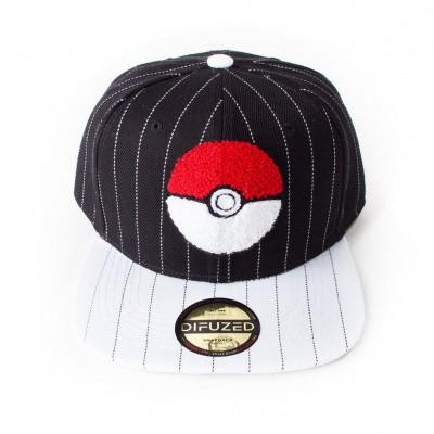 Pokémon - Pokéball Varsity Snapback MERCHANDISE