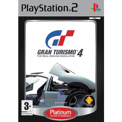 Gran Turismo 4 (Platinum) PS2