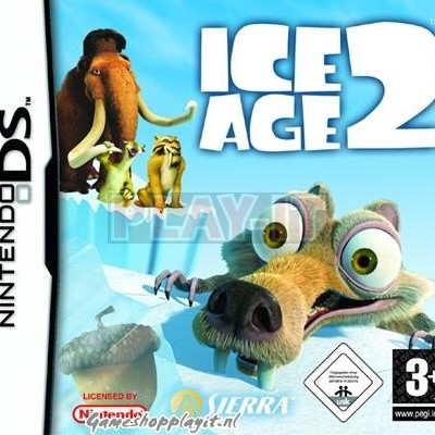 Ice Age 2 The Meltdown NDS