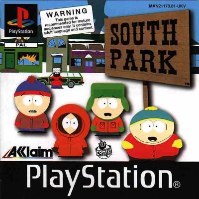 Foto van South Park PS1