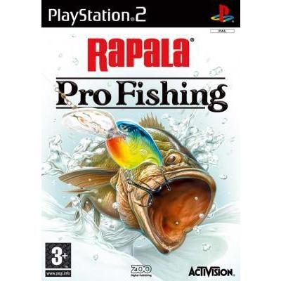 Foto van Rapala Pro Fishing PS2