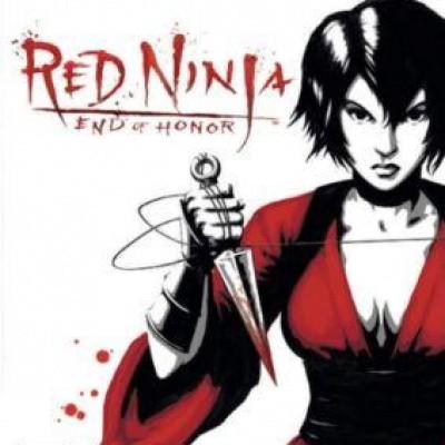 Foto van Red Ninja End Of Honour PS2