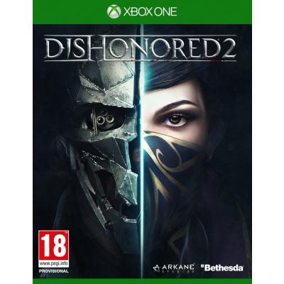 Foto van Dishonored 2 XBOX ONE