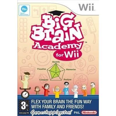 Big Brain Academy WII