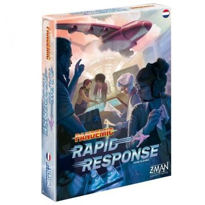 Pandemic Rapid Response NL BORDSPELLEN
