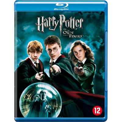 Foto van Harry Potter 5 en de Orde van de Feniks BLU-RAY
