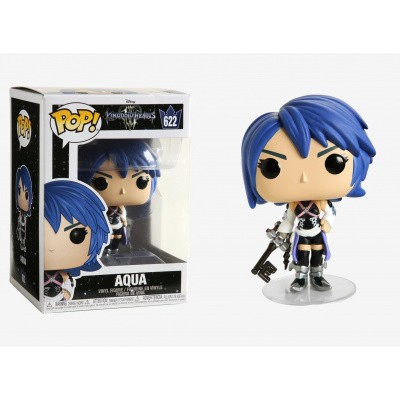 Foto van Pop! Games: Kingdom Hearts 3 - Aqua FUNKO
