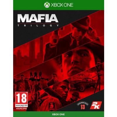 Foto van Mafia Trilogy XBOX ONE