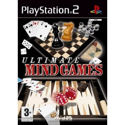 Foto van Ultimate Mind Games PS2