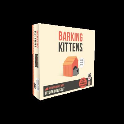 Barking Kittens NL BORDSPELLEN