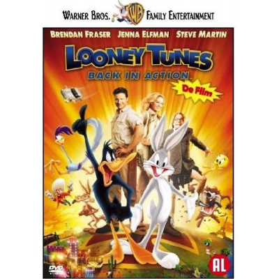 Foto van Looney Tunes Back In Action DVD