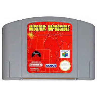 Foto van Mission: Impossible (Cartridge Only) N64