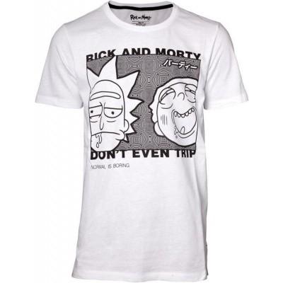 Rick & Morty - Don't Even Trip Even Men's T-Shirt - L