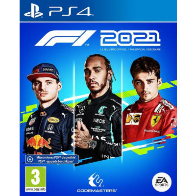 Foto van F1 2021 PS4