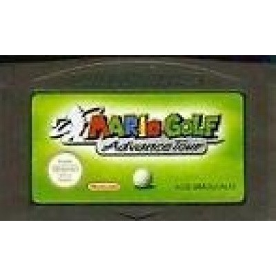 Foto van Mario Golf Advance Tour GBA LOSSE GAME