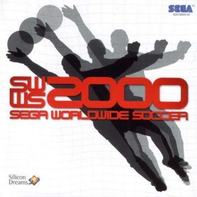 Foto van Swws2000 Sega Worldwide Soccer SEGA DREAMCAST