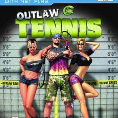 Outlaw Tennis PS2