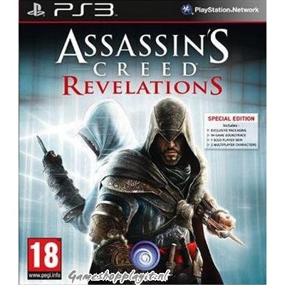 Assassin's Creed Revelations Spec PS3