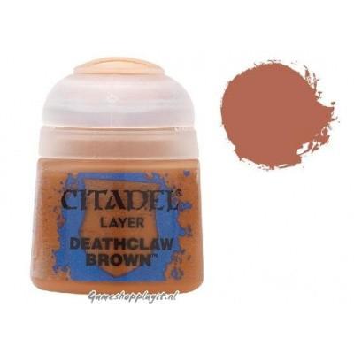 Citadel Layer - Deathclaw Brown CITADEL