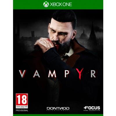 Foto van Vampyr XBOX ONE