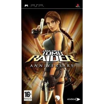Lara Croft Tomb Raider Anniversary PSP