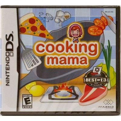 Foto van Cooking Mama (Import) NDS
