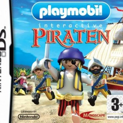 Foto van Piraten Playmobil Interactive NDS
