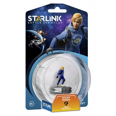 Pilot Pack: Levi Mccray STARLINK