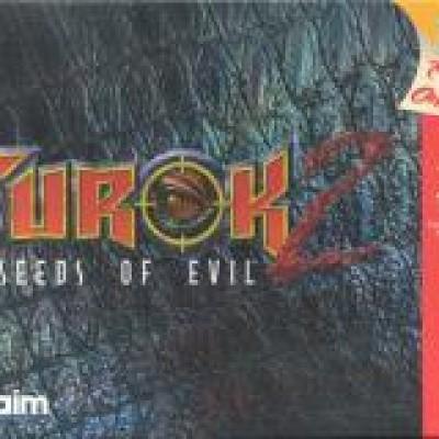 Foto van Turok 2 Seeds Of Evil N64