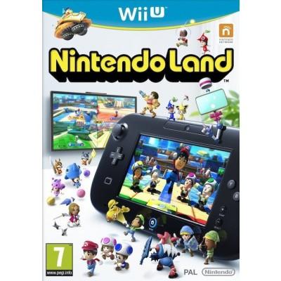 Foto van NintendoLand WII U