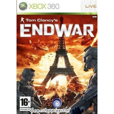 Tom Clancy's Endwar XBOX 360