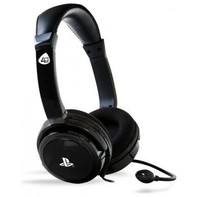 Foto van 4Gamers Pro4-40 Stereo Gaming Headset (Black) PS4