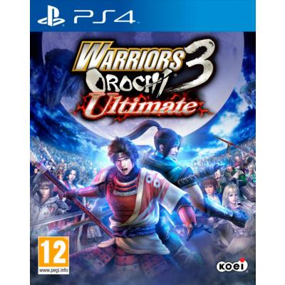 Foto van Warriors Orochi 3 Ultimate PS4